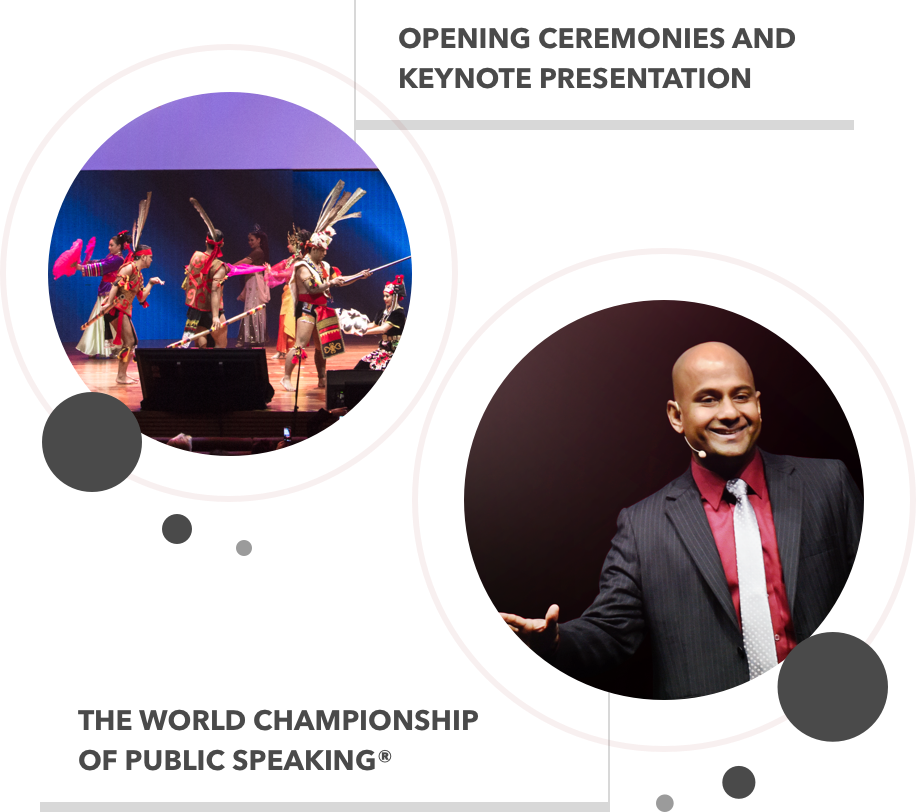 Toastmasters International 2018 Convention Virtual Events