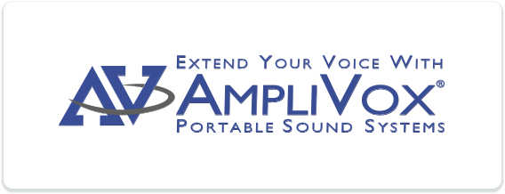 Toastmasters International Convention Exhibitor Amplivox Logo