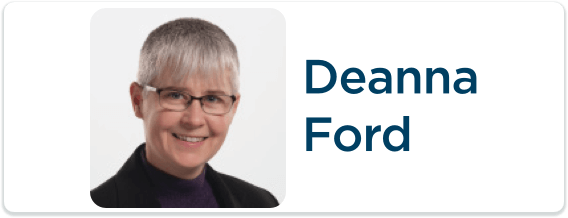 Toastmasters International Convention Exhibitor Deanna Ford