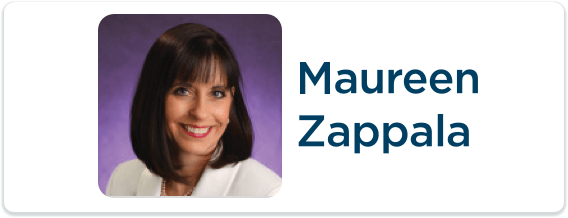 Toastmasters International Convention Exhibitor Maureen Zappala
