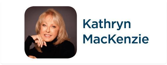Toastmasters International Convention Book Seller Kathryn MacKenzie