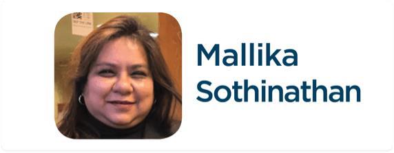 Toastmasters International Convention Book Seller Mallika Sothinathan