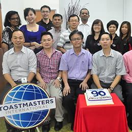 Kluang Toastmasters