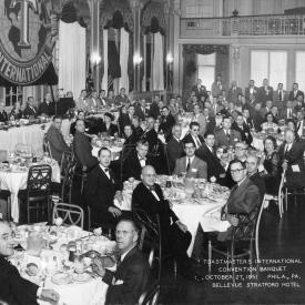 International Convention, Philadelphia, 1951