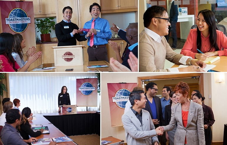 Introduction to Toastmasters
