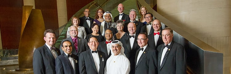 2014 Toastmasters International Board of Directors