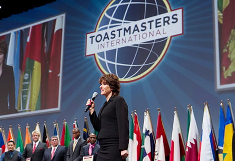 toastmaster speech To read out the objectives for the speech if/when prompted by the toastmaster  to make notes during the speech and prepare their evaluation to deliver the.
