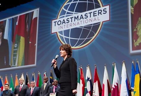 TOAST MASTERS INTERNATIONAL