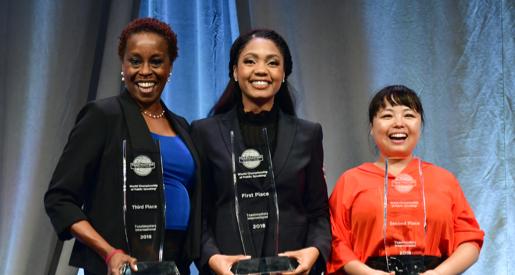 2018 Women WCPS Finalists