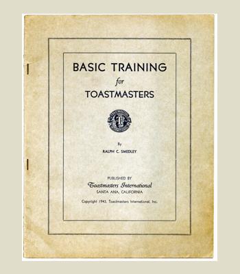 Basic Training Manual