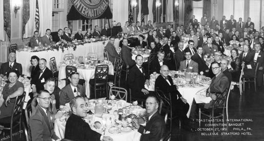 Convention Banquet