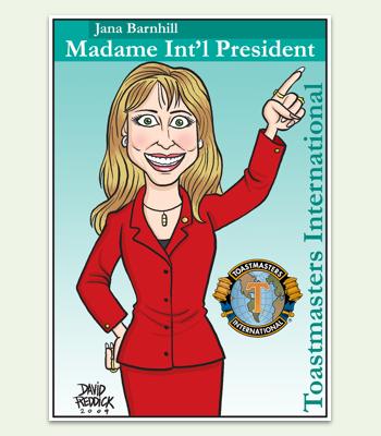 Jana Barnhill Madame President