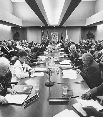 RSM Board Meeting