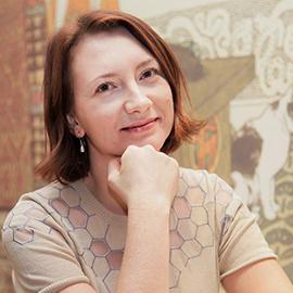 Larissa Zorina