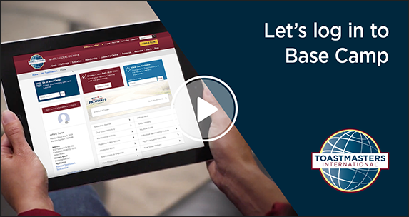 Watch this quick tutorial to learn how easy it is to access Base Camp - now from your profile page!