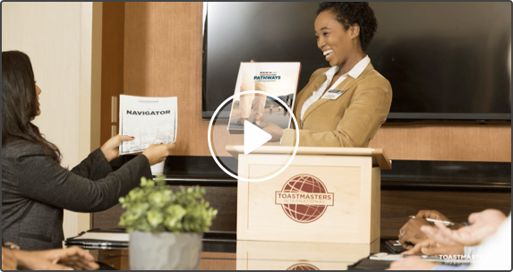 Learn about Toastmasters International's new education program, the Pathways learning experience.
