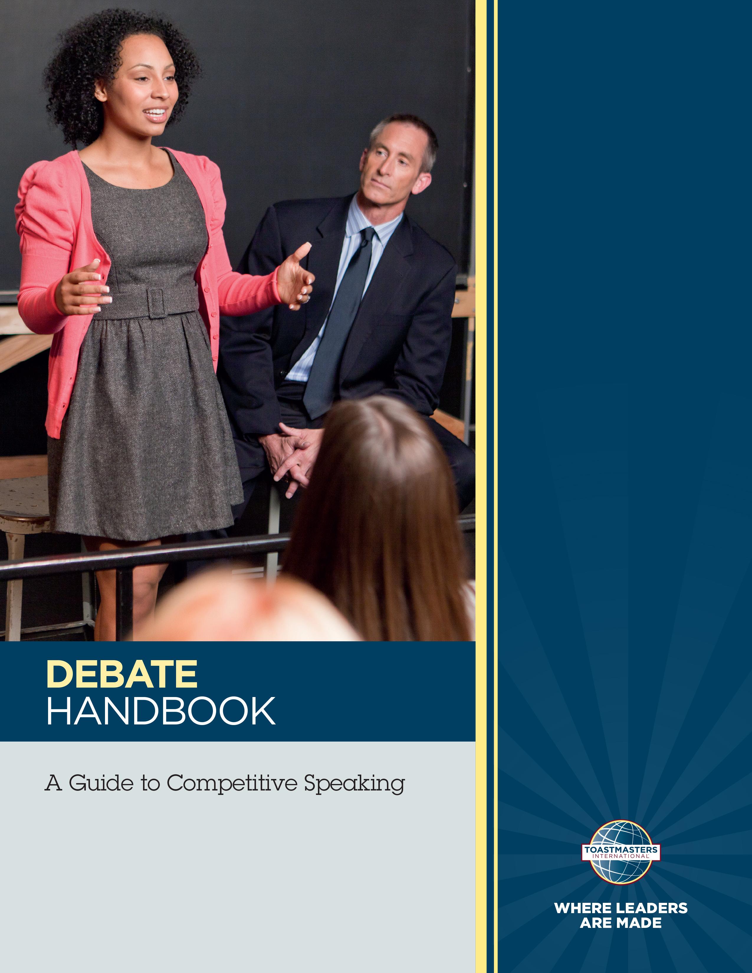 Debate Handbook