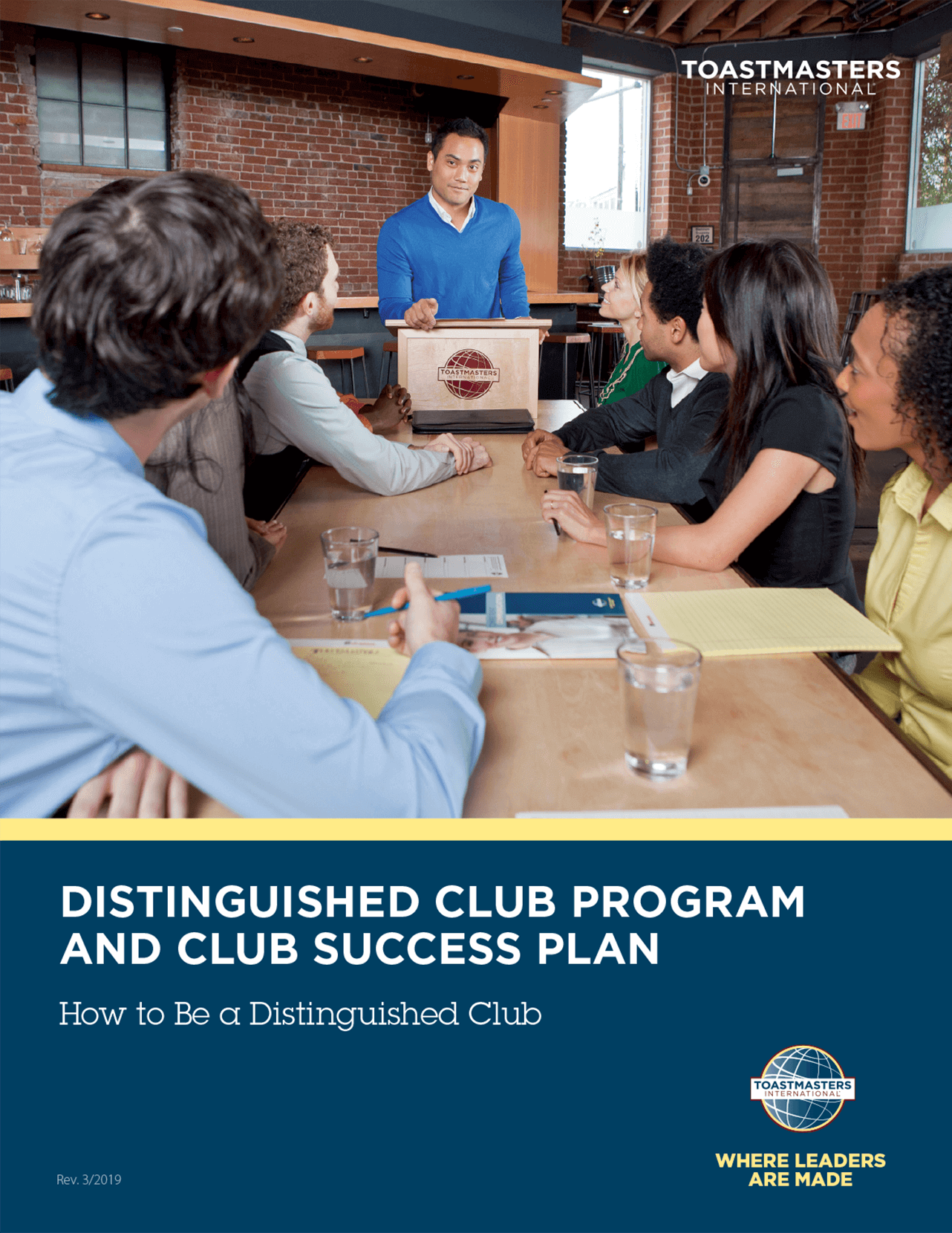 Distinguished Club Program and Club Success Plan Manual