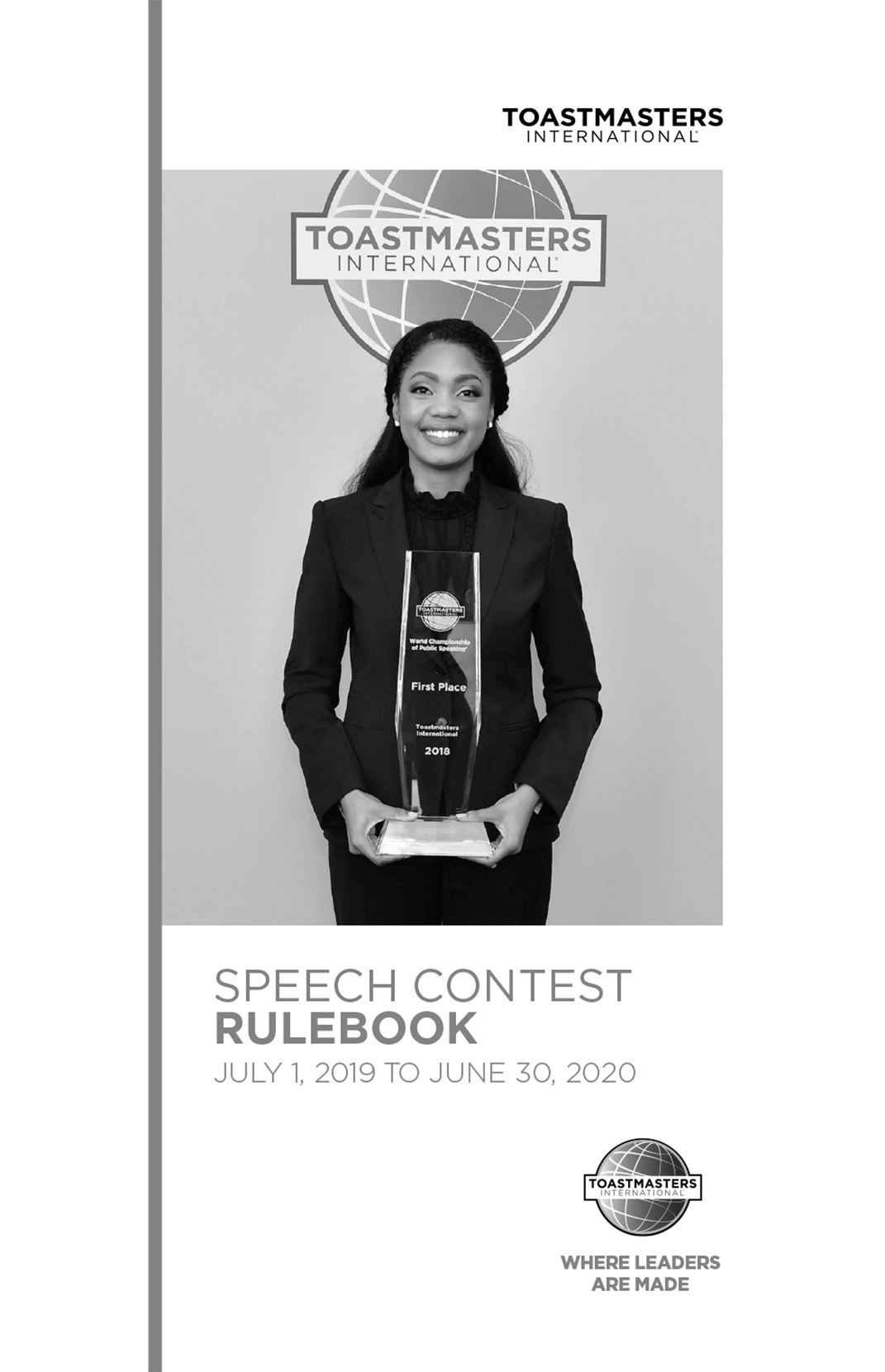 Speech Contest Rulebook