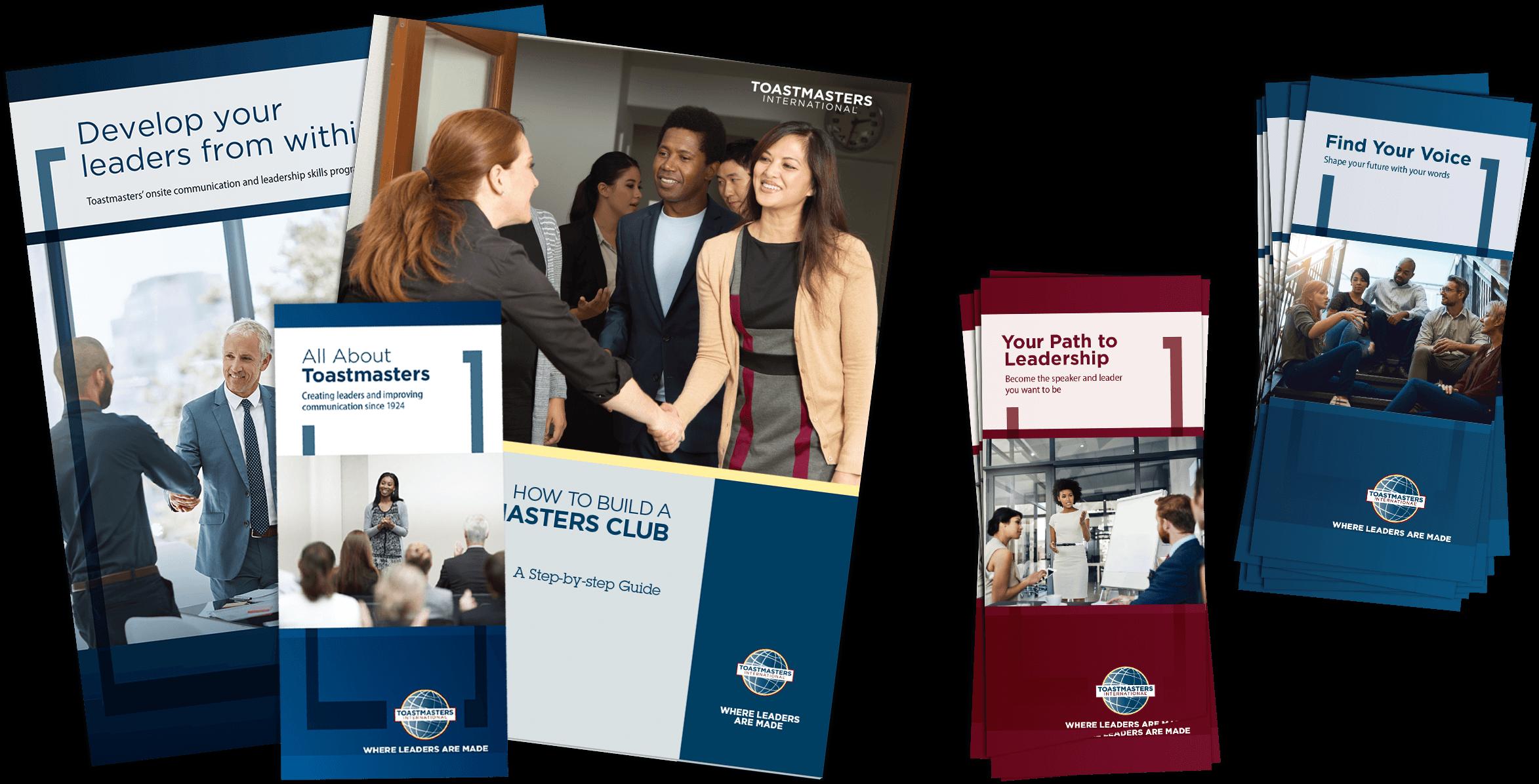 New Club Information Kit