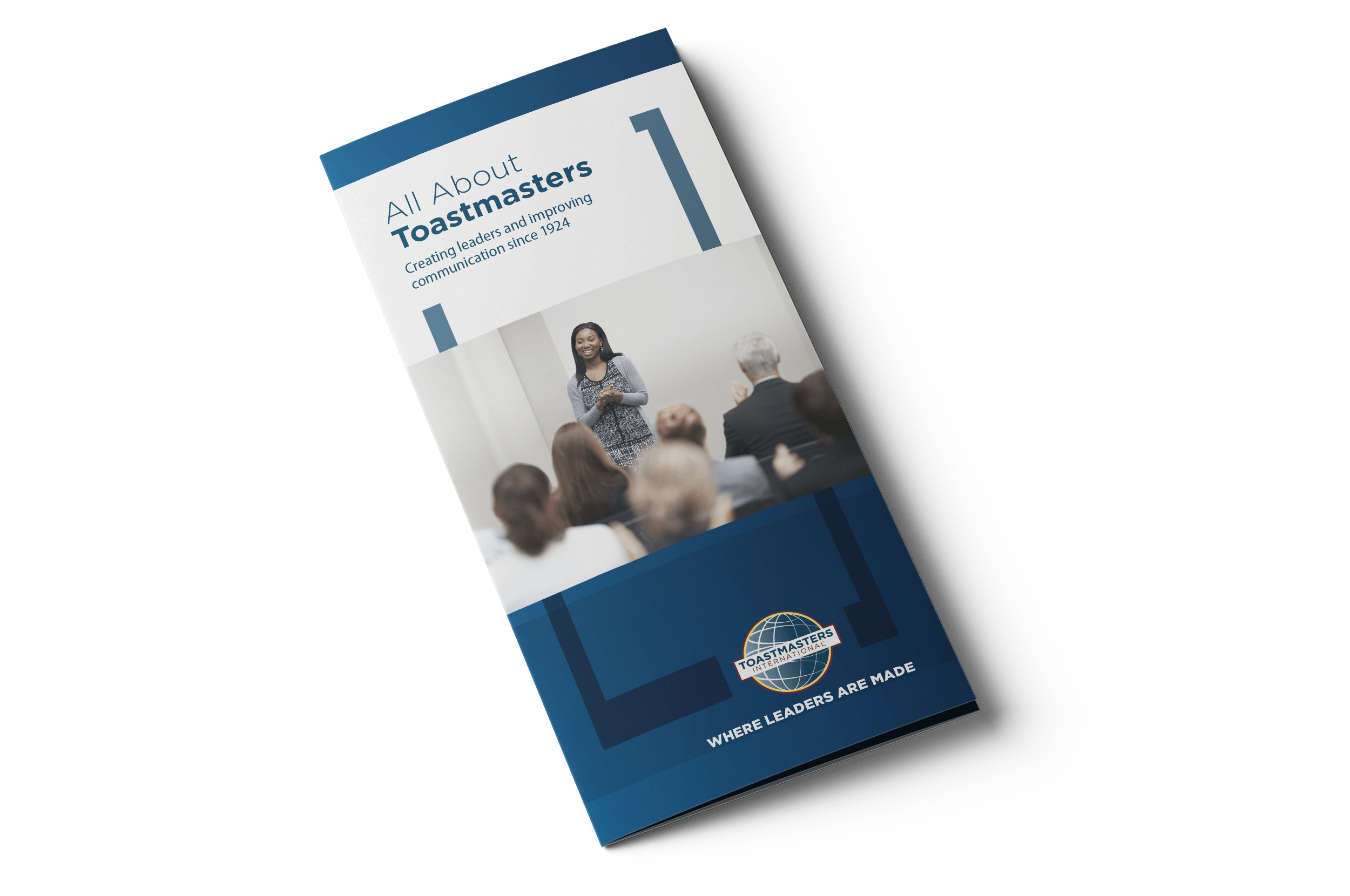 All About Toastmasters Brochure