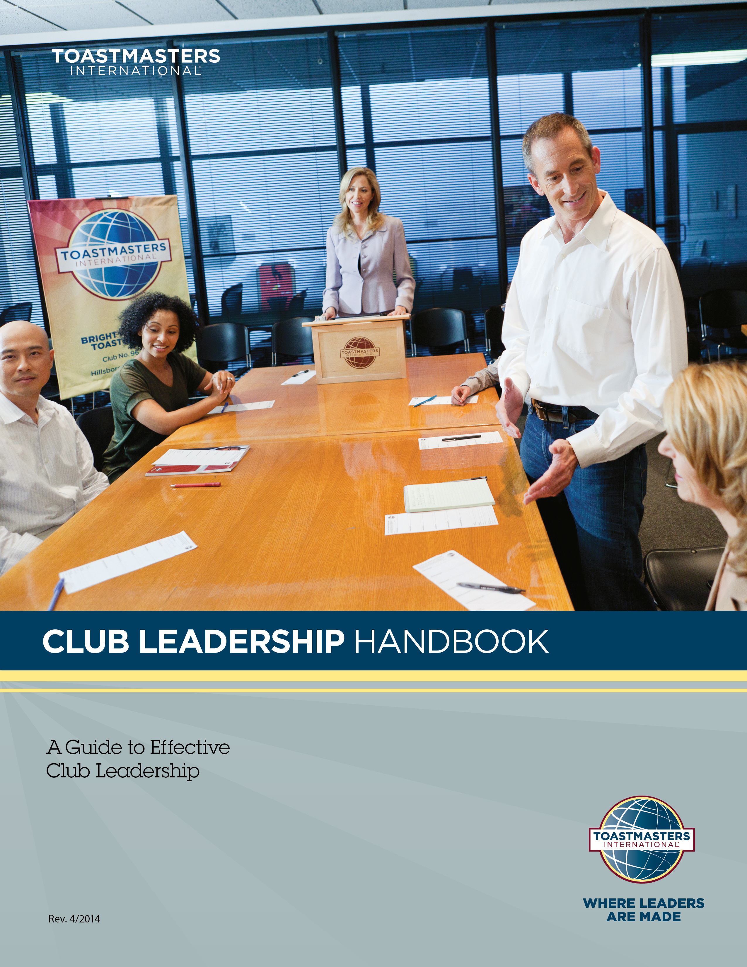 Club Leadership Handbook