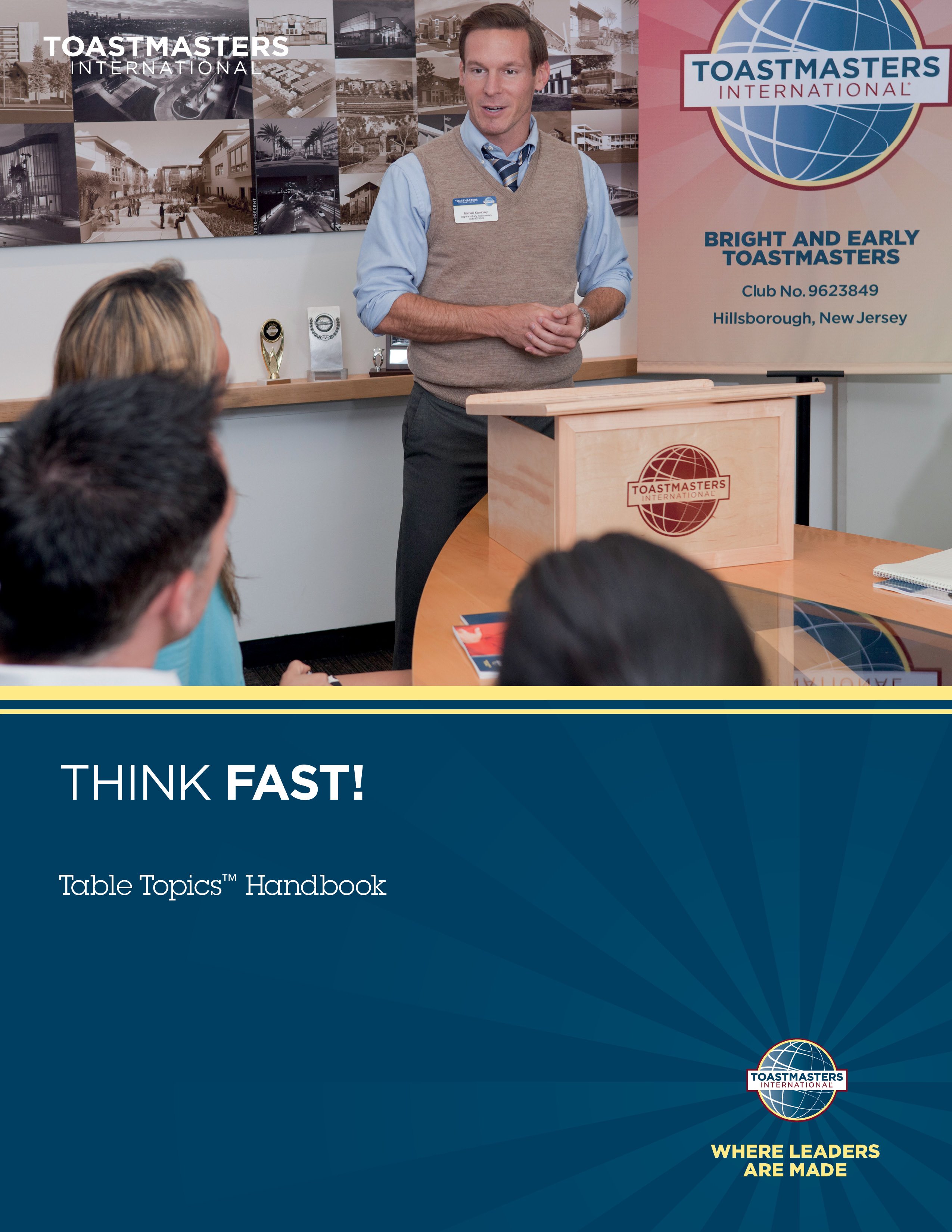 Think Fast! Table Topics� Handbook