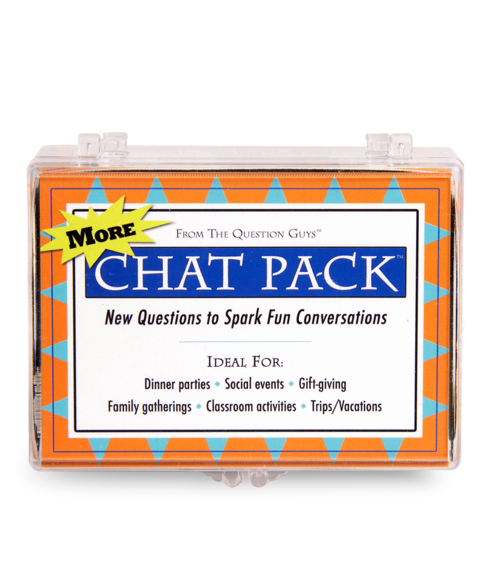 More Chat Pack - cards to spark conversation topics