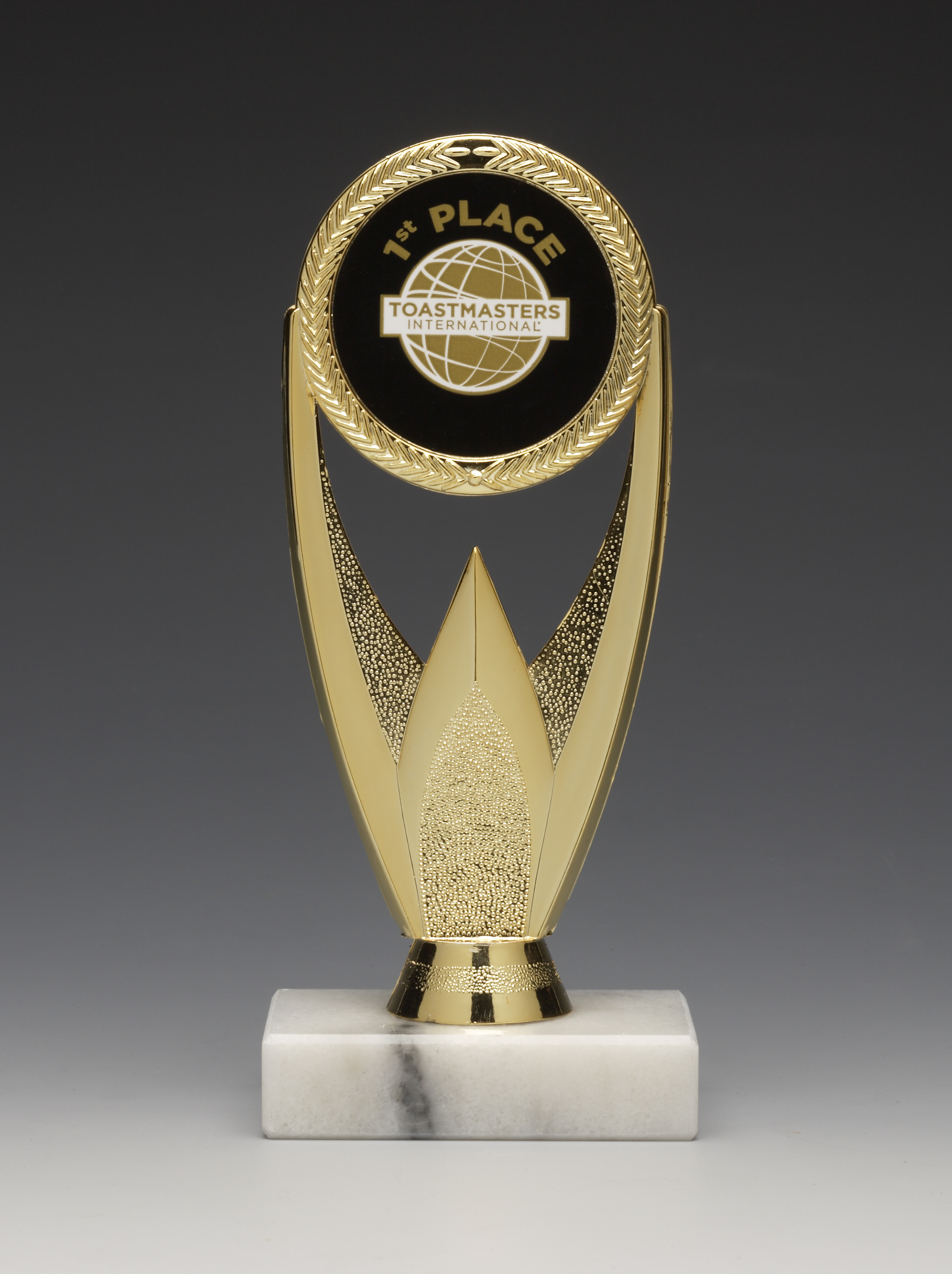 Oval Torch Award (1st Place)