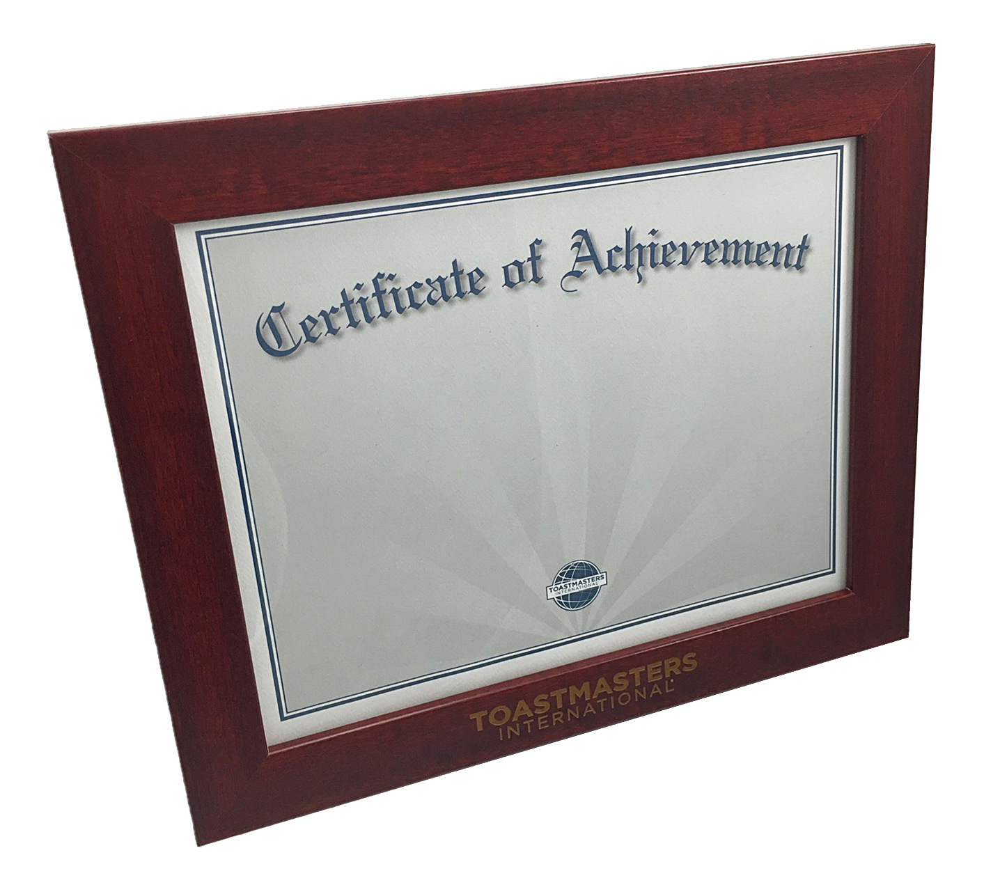 Certificate Frame (Red Mahogany)