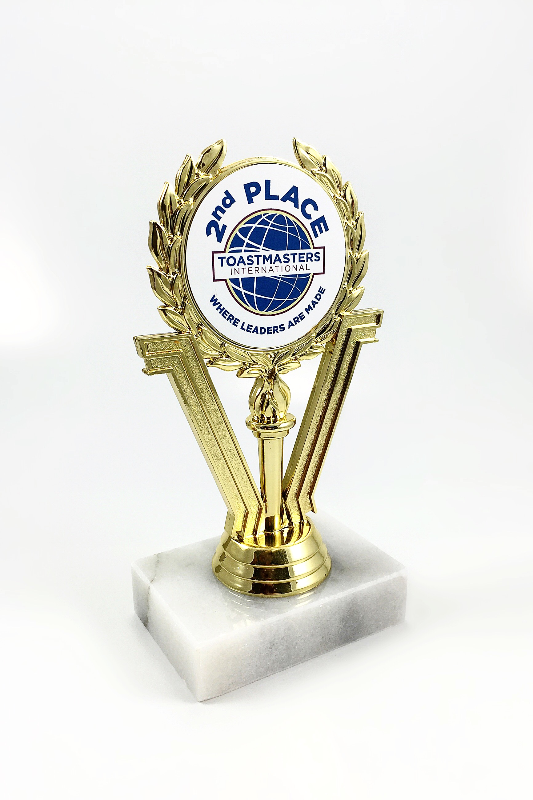 Torch Award (2nd Place)