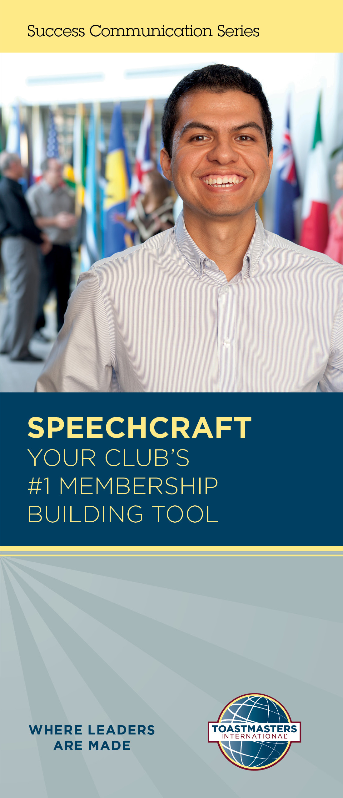 Your Club's #1 Membership Building Tool