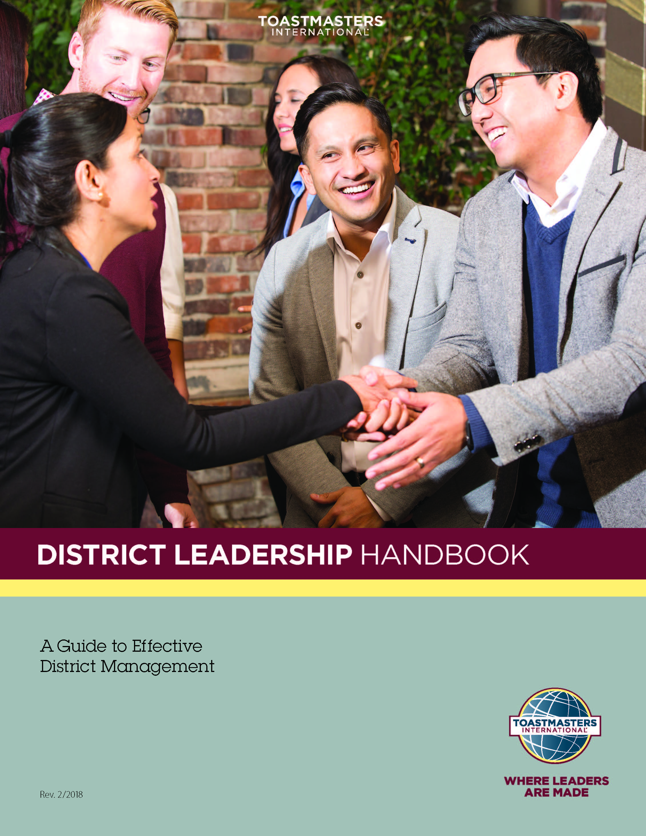 District Leadership Handbook