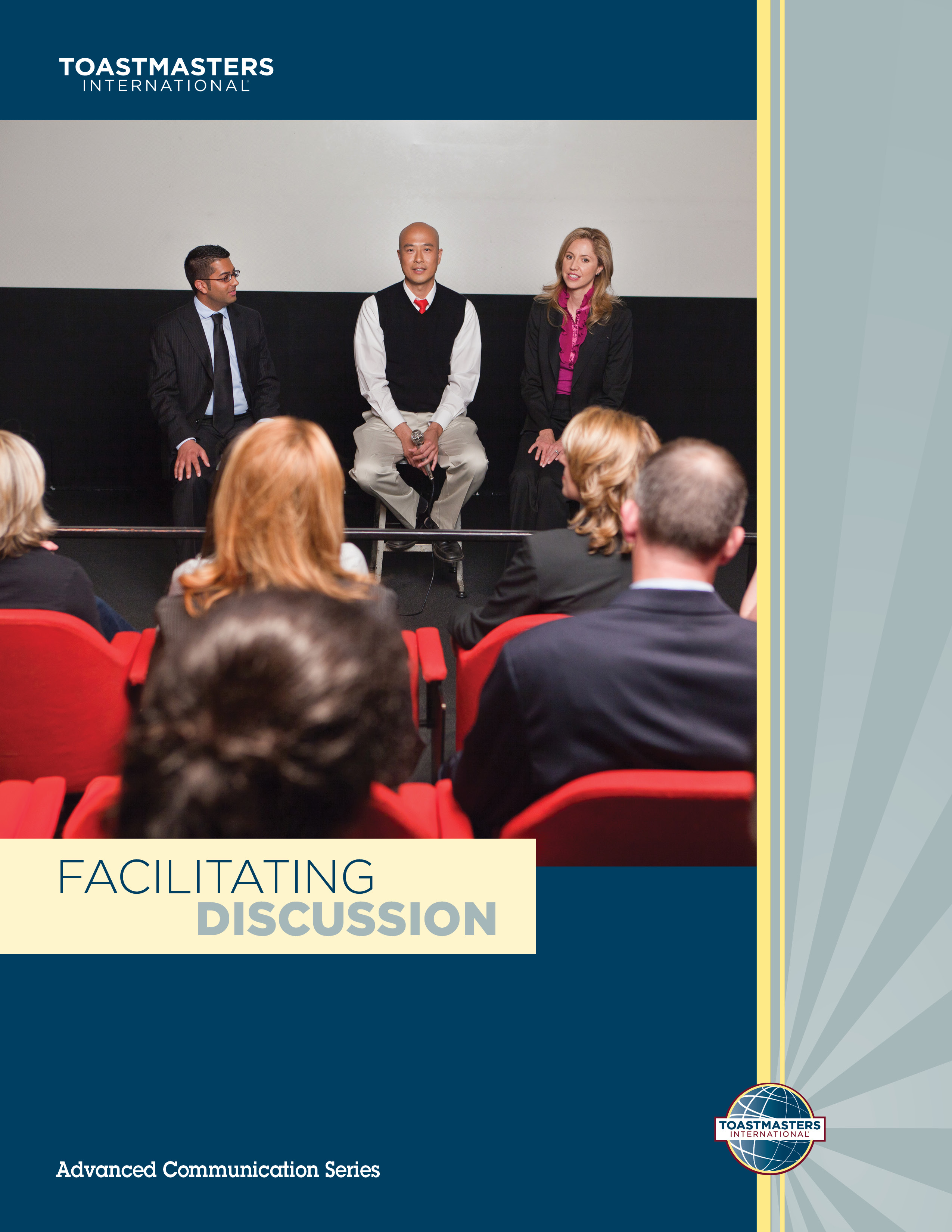 "Cover of the ""Facilitating Discussion"" advanced manual"