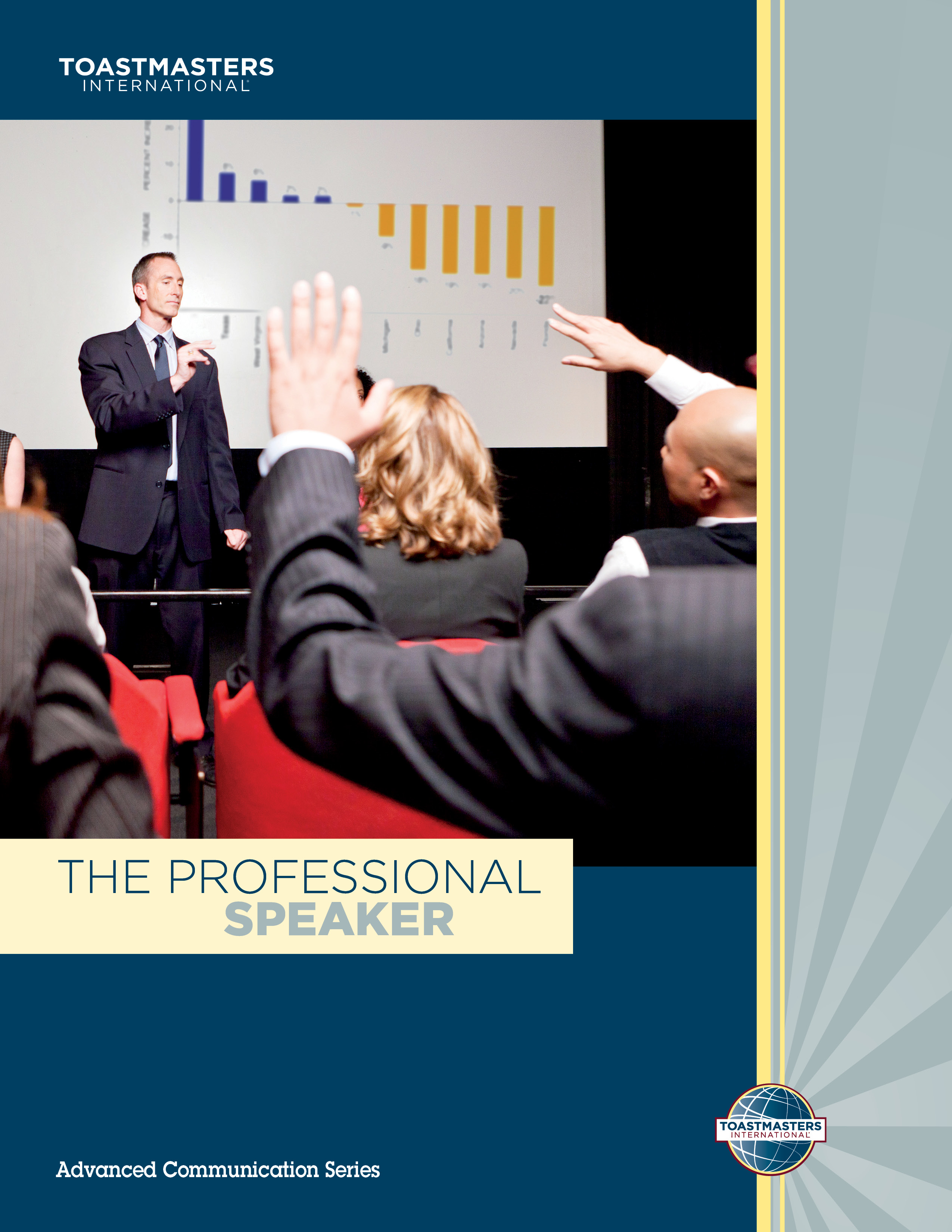 "Cover of the ""The Professional Speaker"" advanced manual"