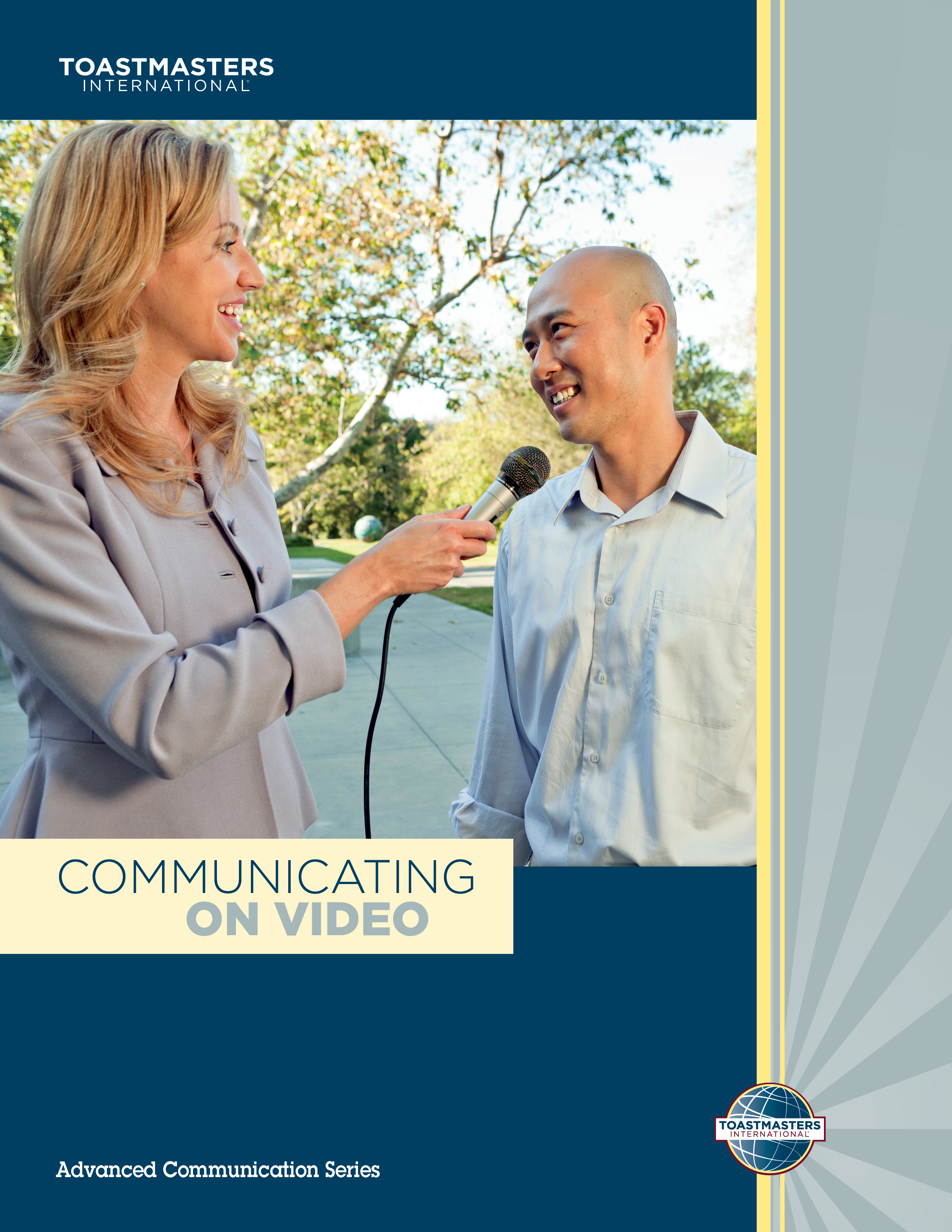 "Cover of the ""Communicating On Video"" advanced manual"