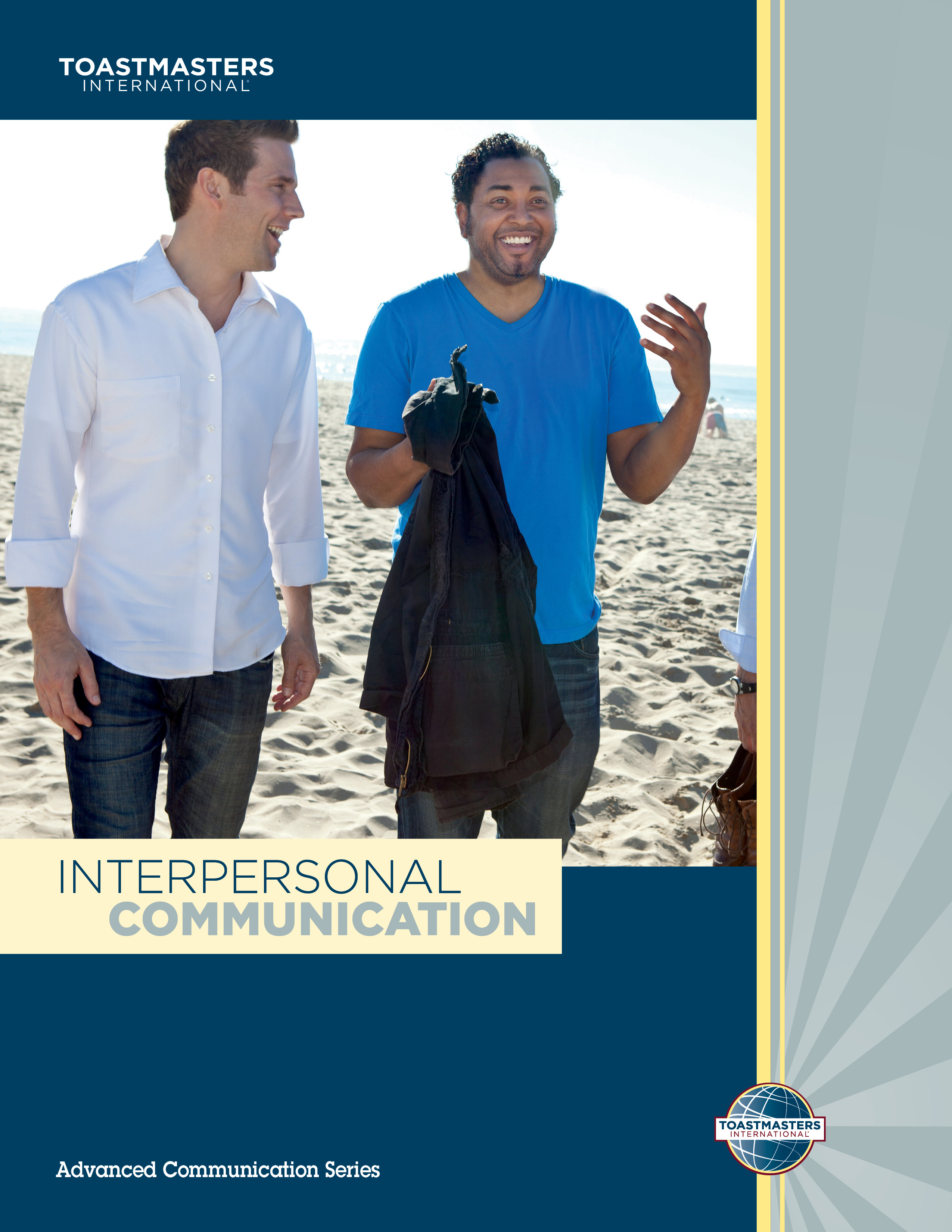 "Cover of the ""Interpersonal Communication"" advanced manual"