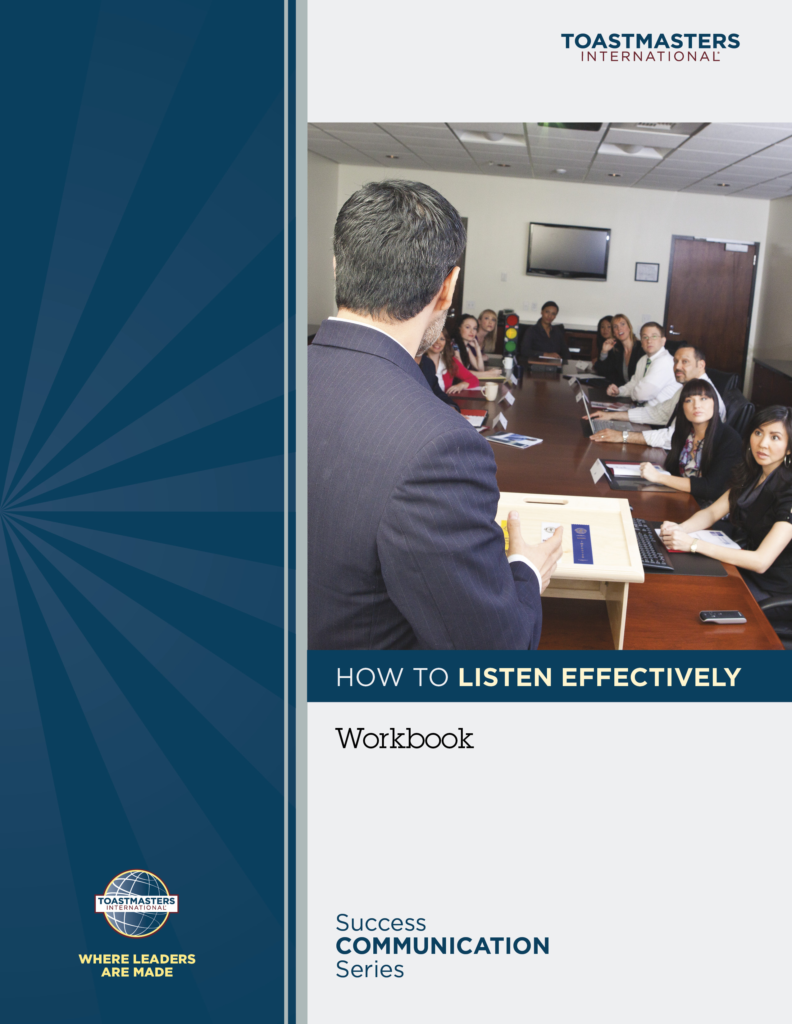 How to Listen Effectively Workshop Workbook