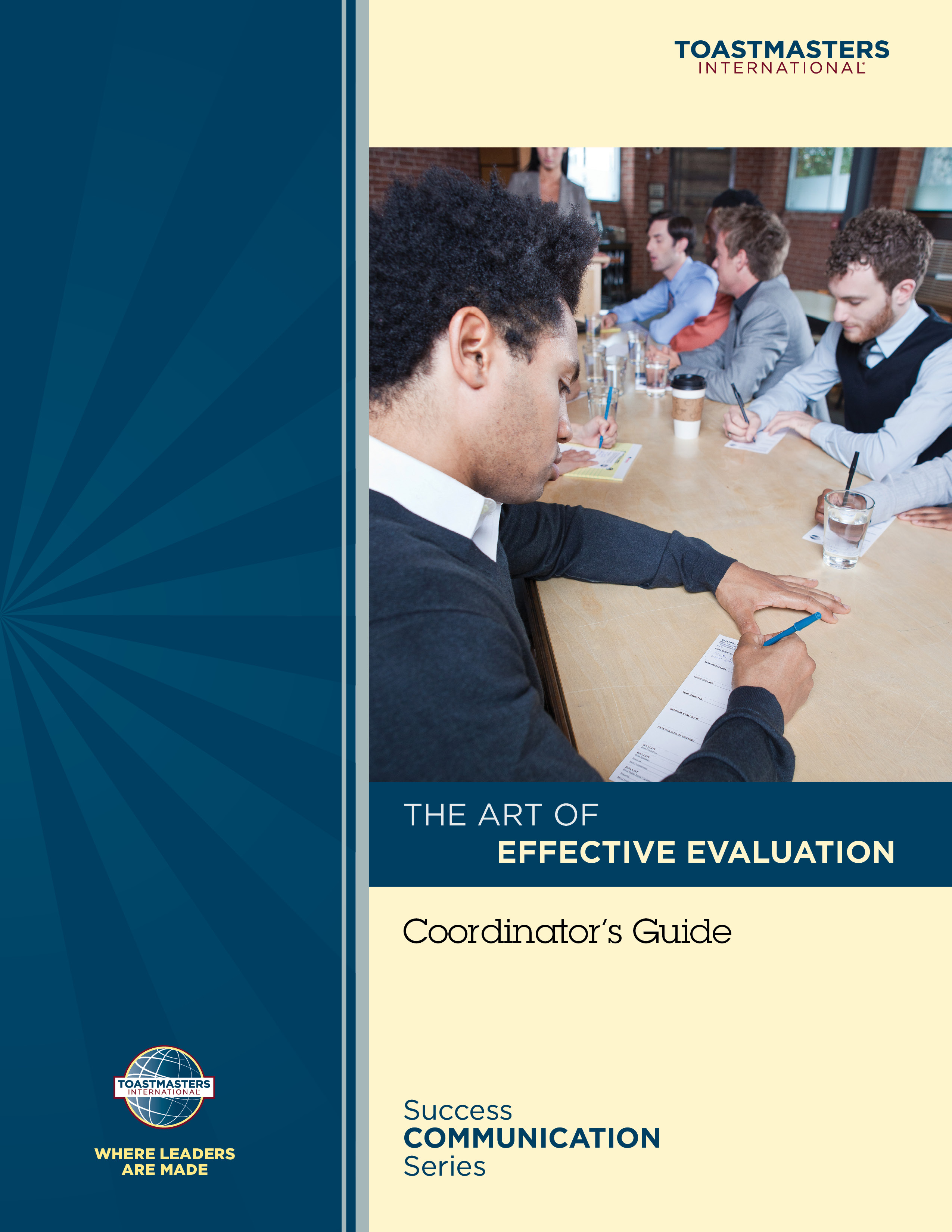 The Art of Effective Evaluation Coordinator's Guide