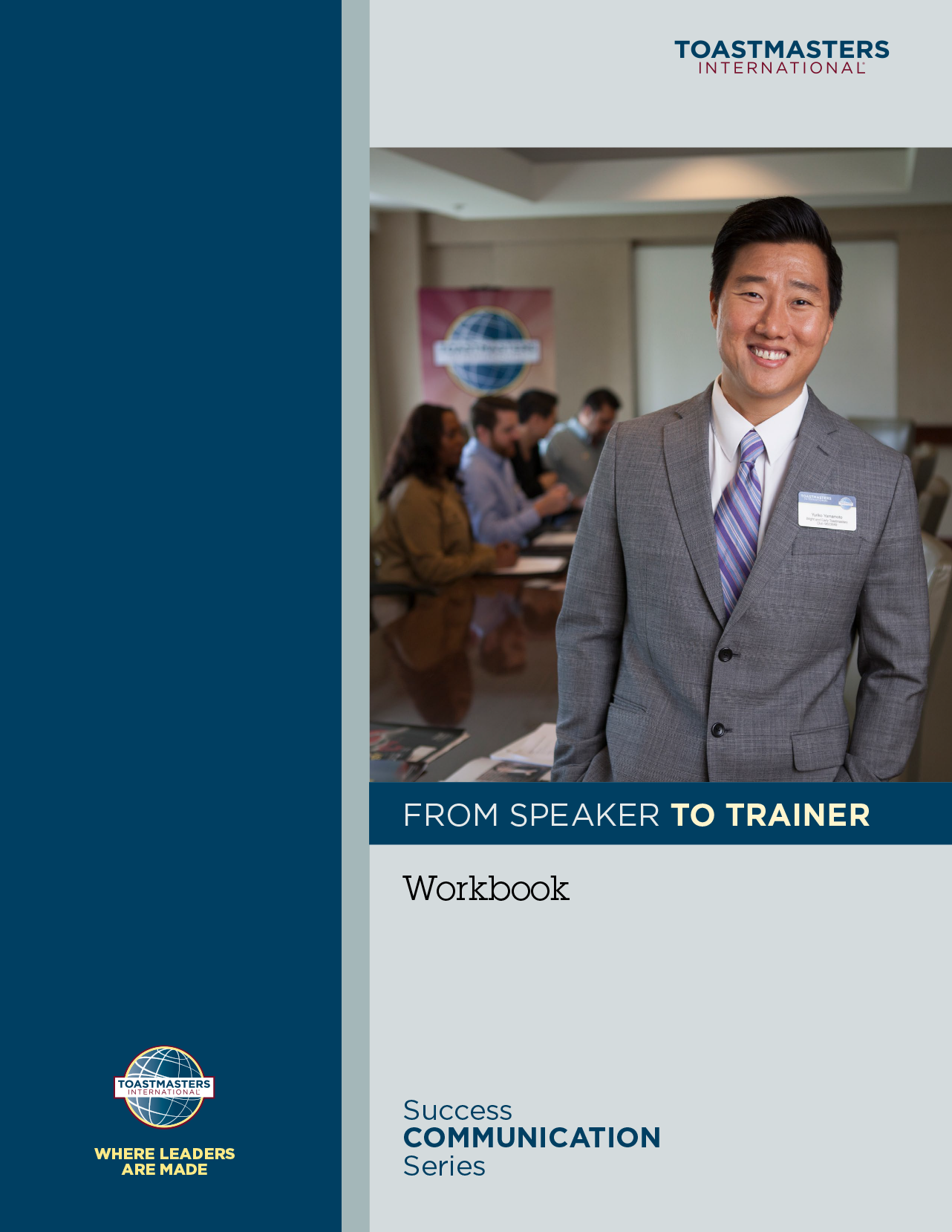 From Speaker to Trainer Workbook