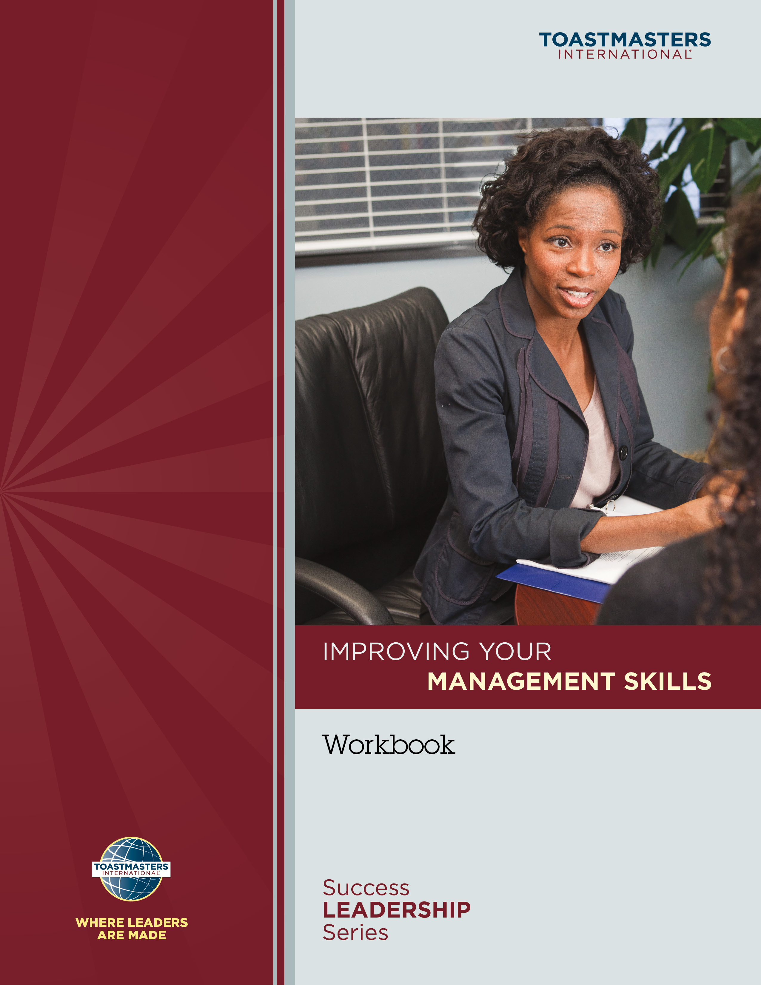 Improving Your Management Skills Participant's Workbook