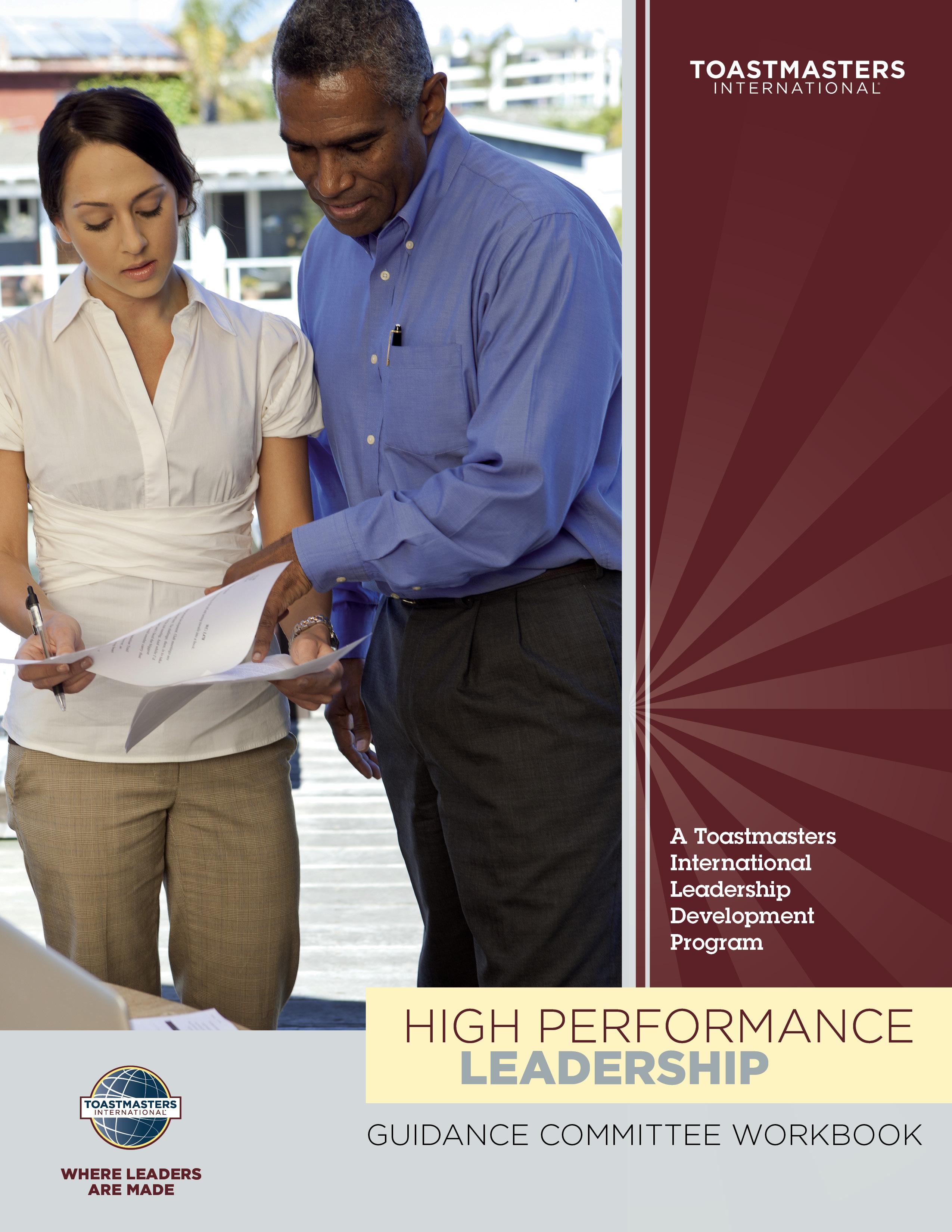 Guidance Committee Workbook