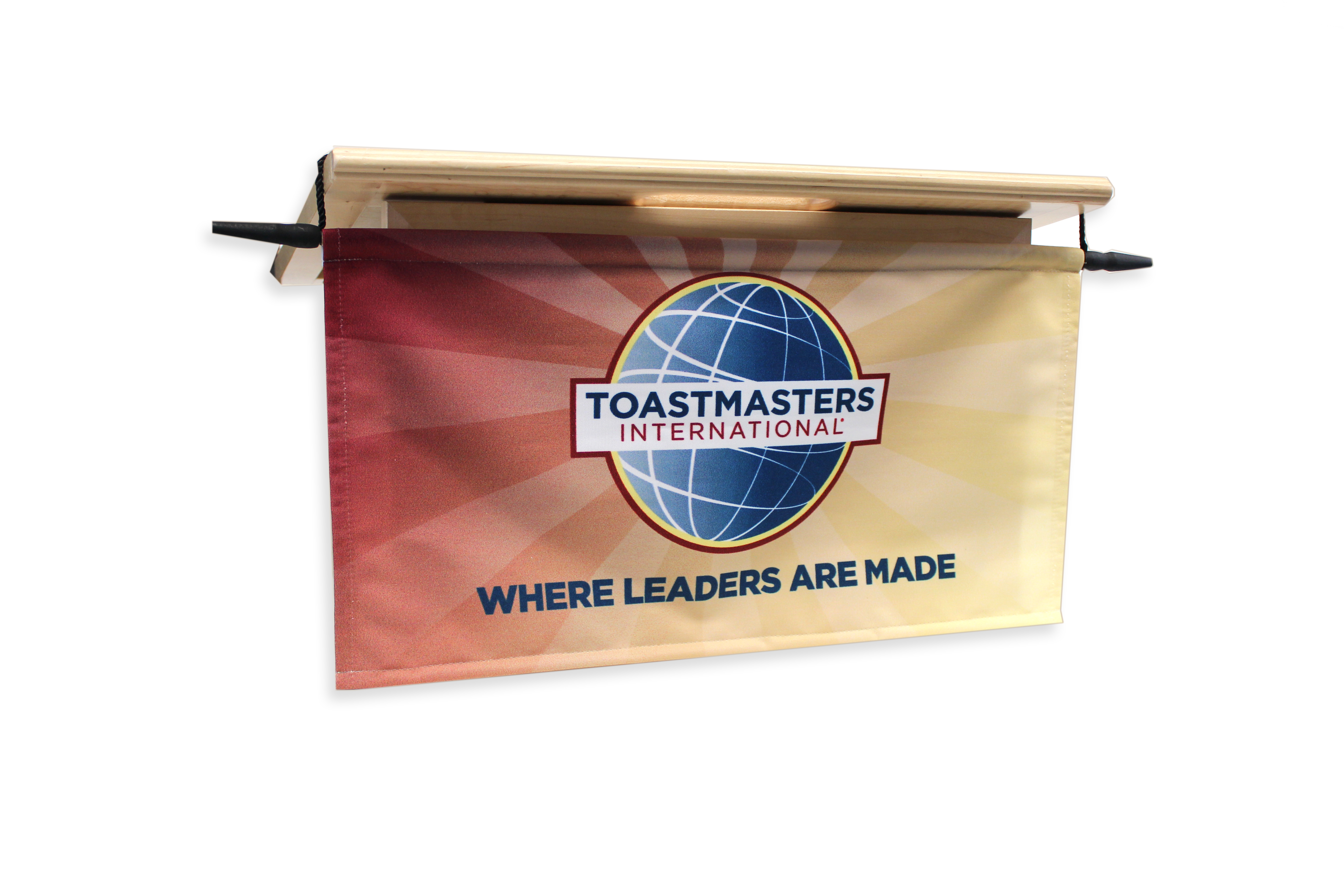 Lectern Banner