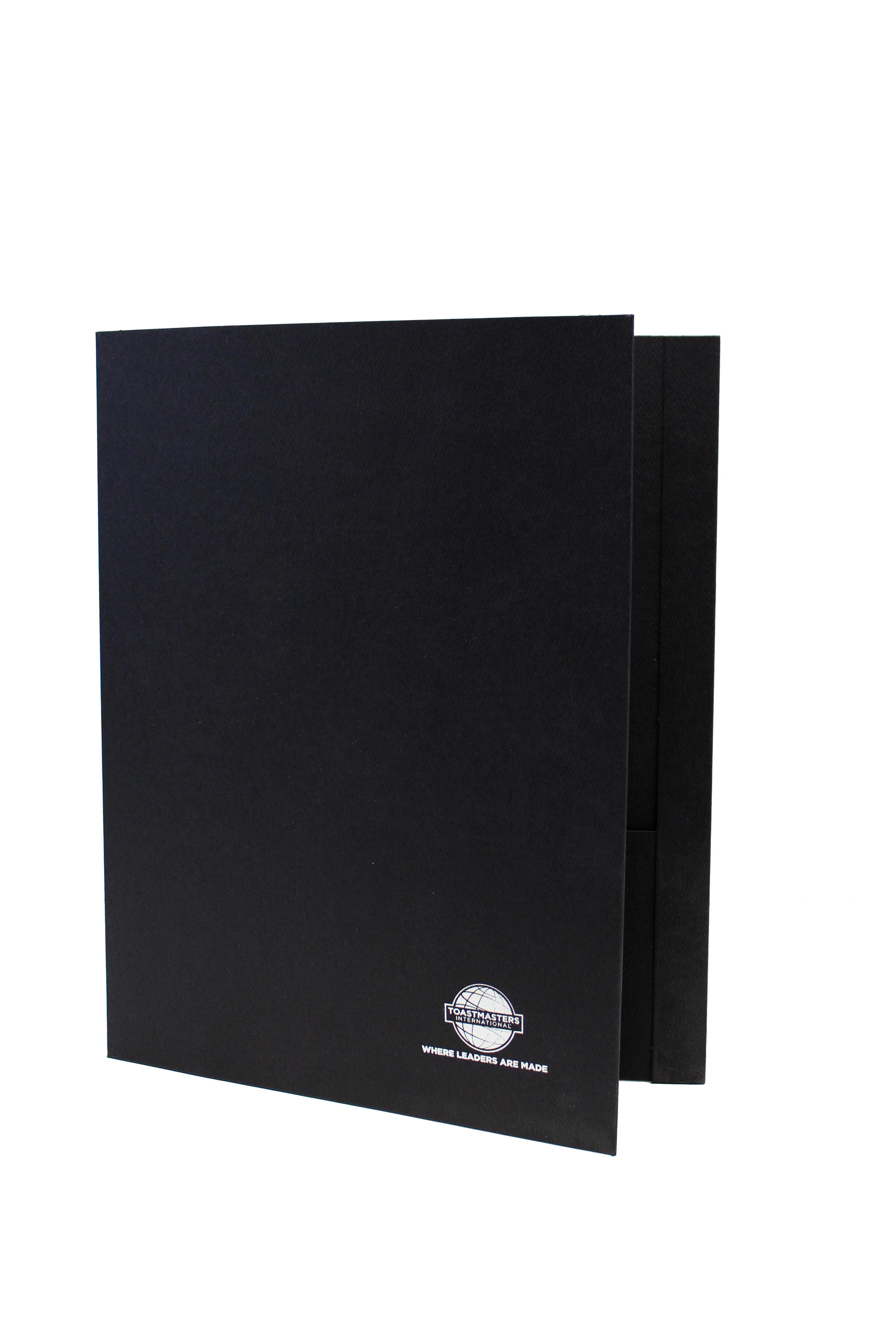 Presentation Folder (set of 25)