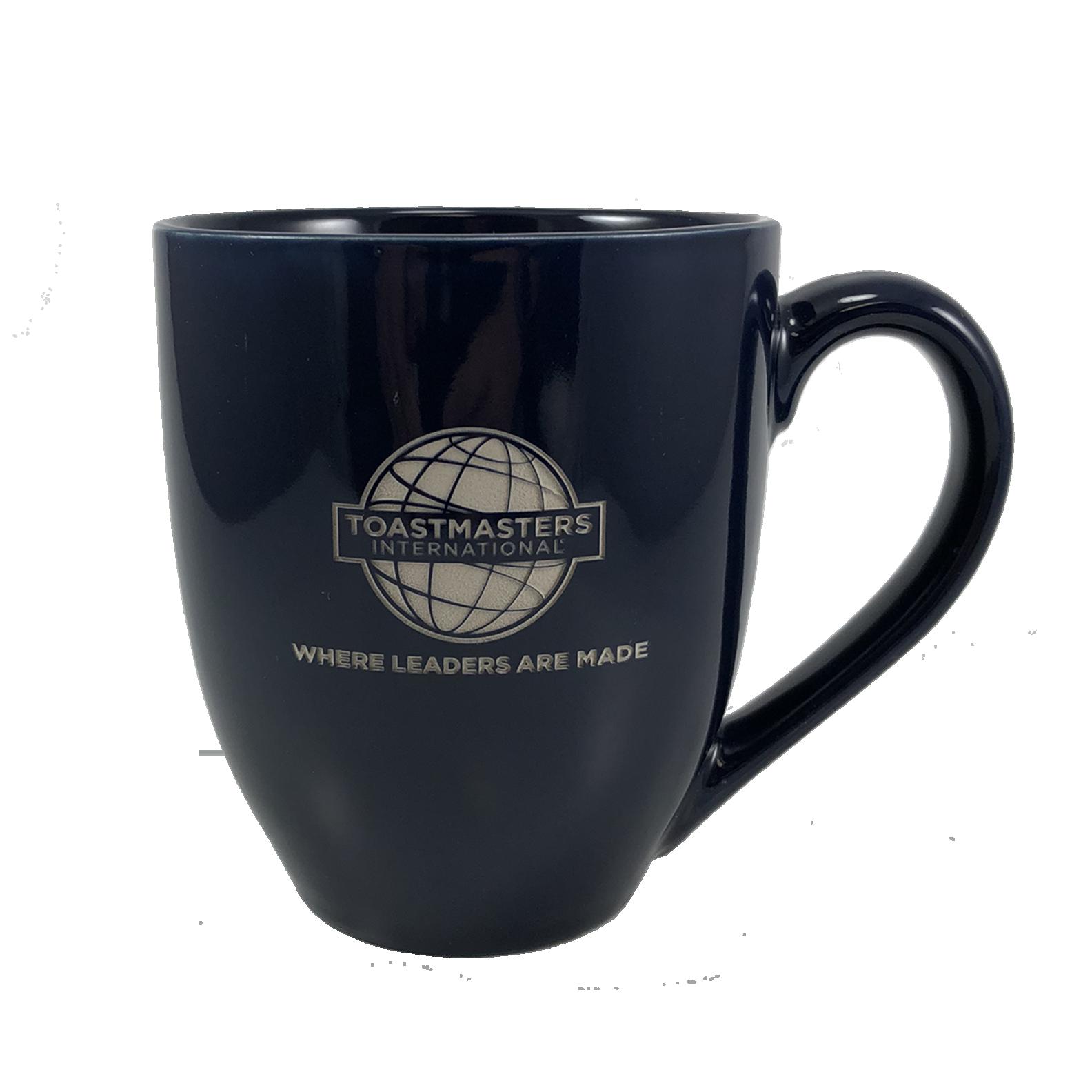 Etched Ceramic Mug