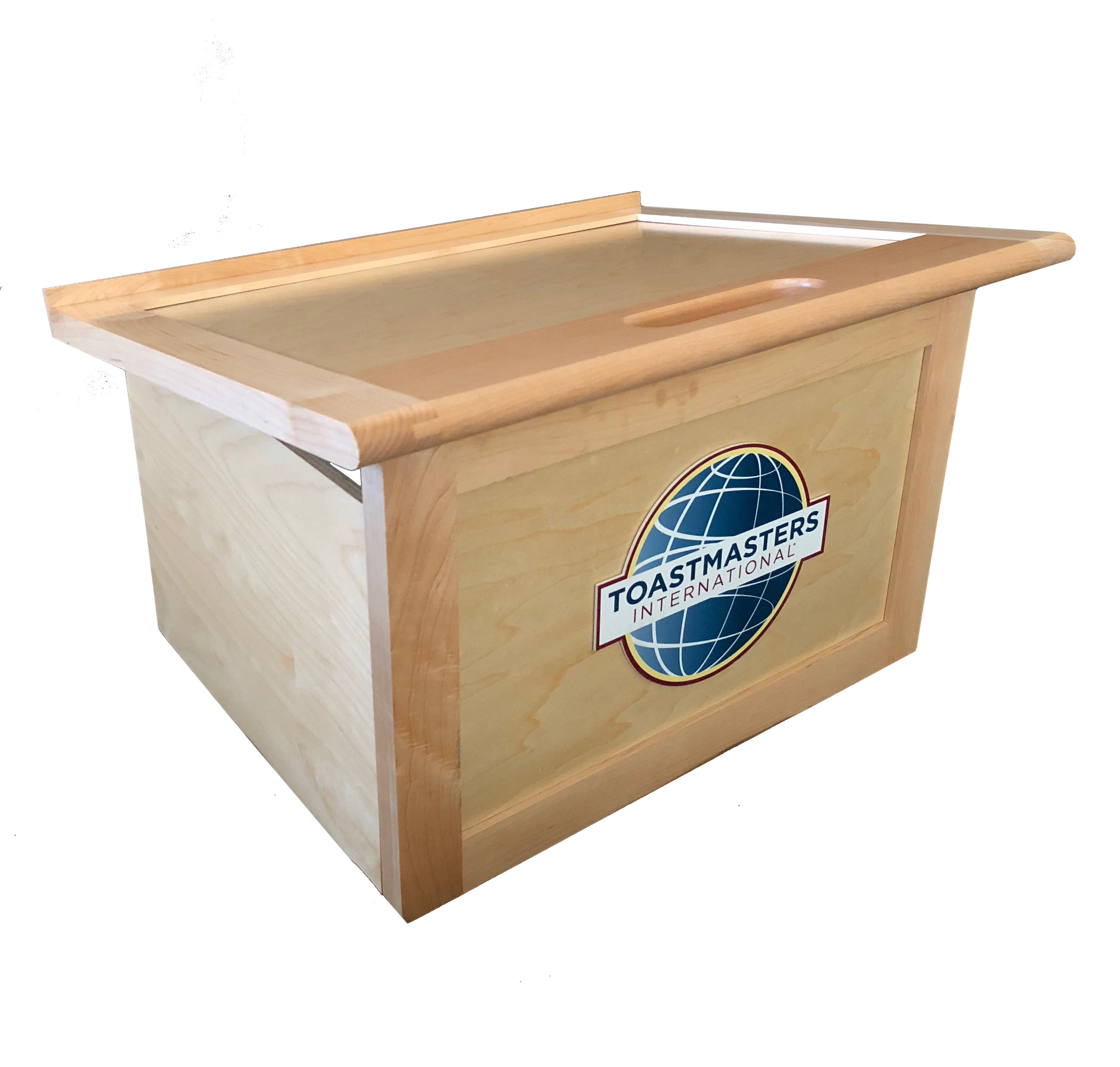 Portable Wooden Lectern