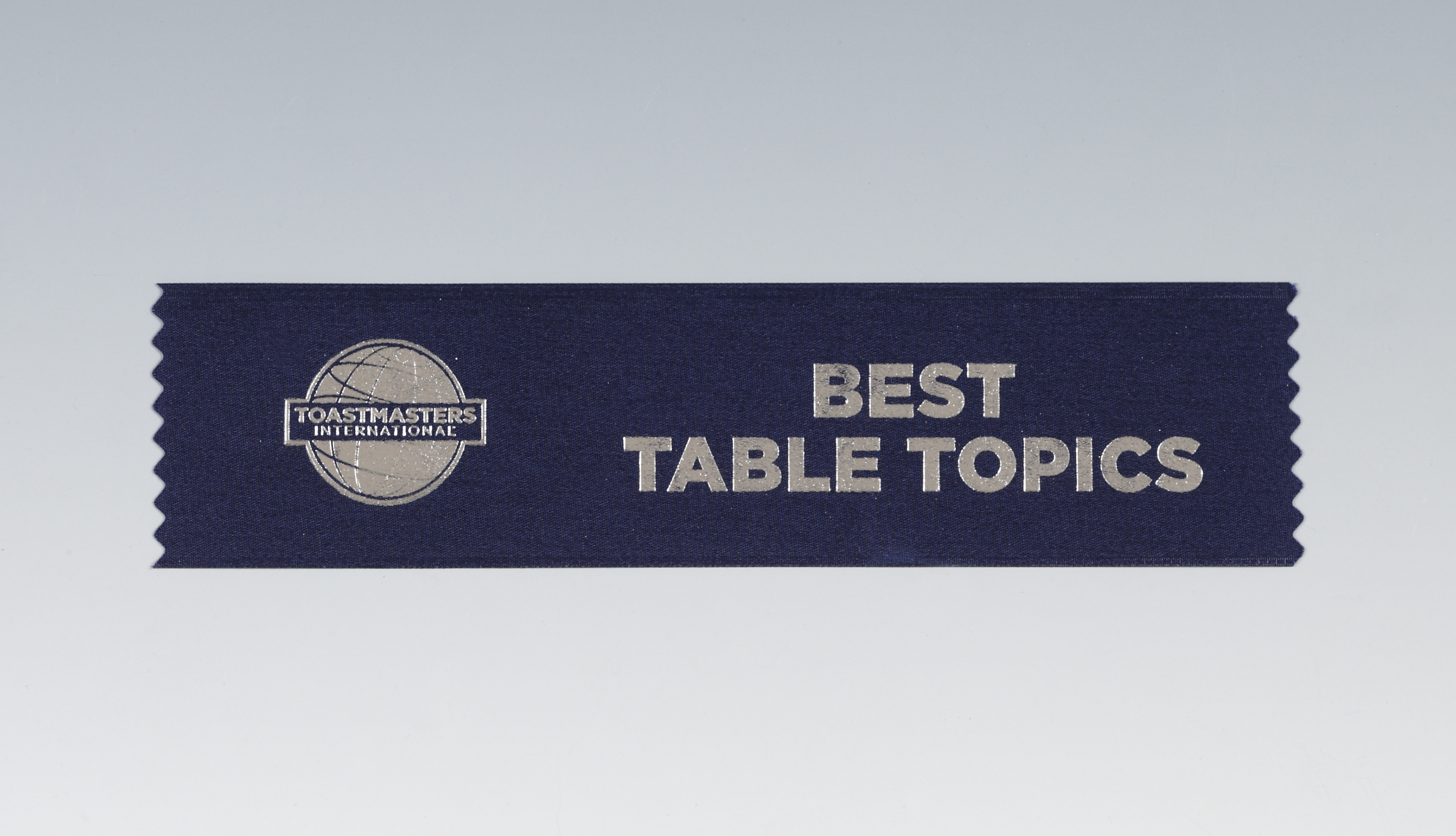 Toastmasters Table Topics