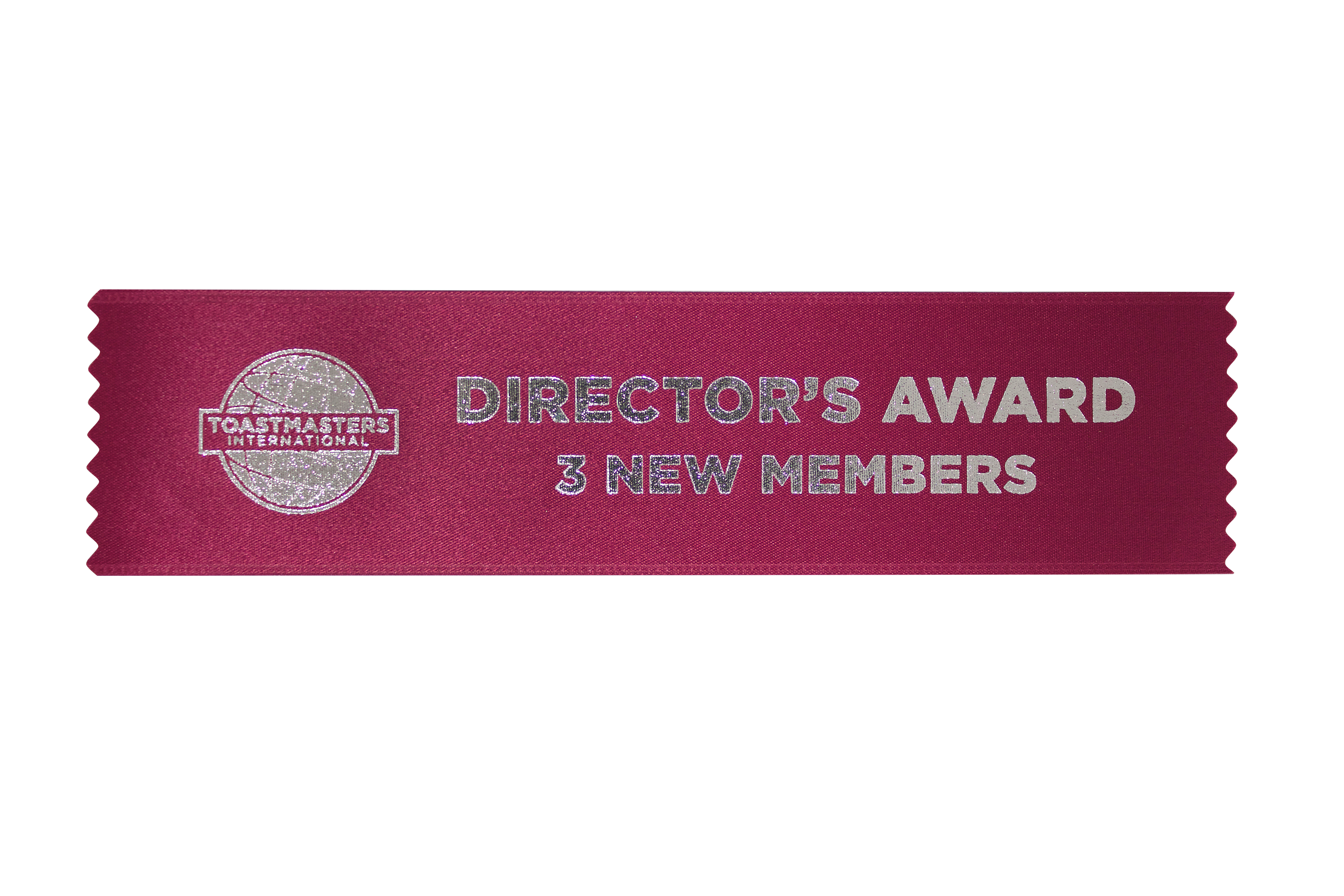 Director's Award 3 New Members (Set of 10)