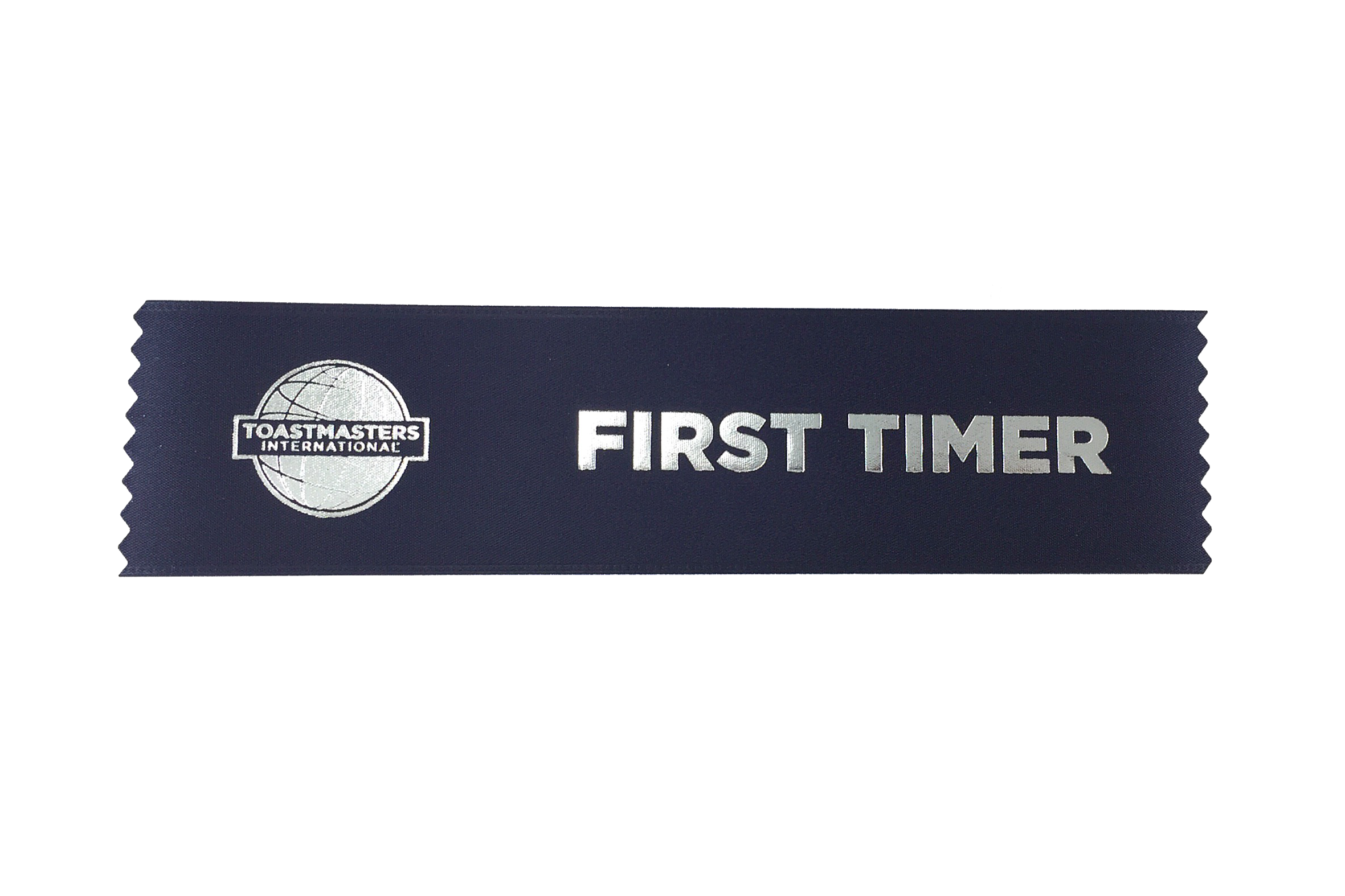 First Timer's Ribbon (set of 10)