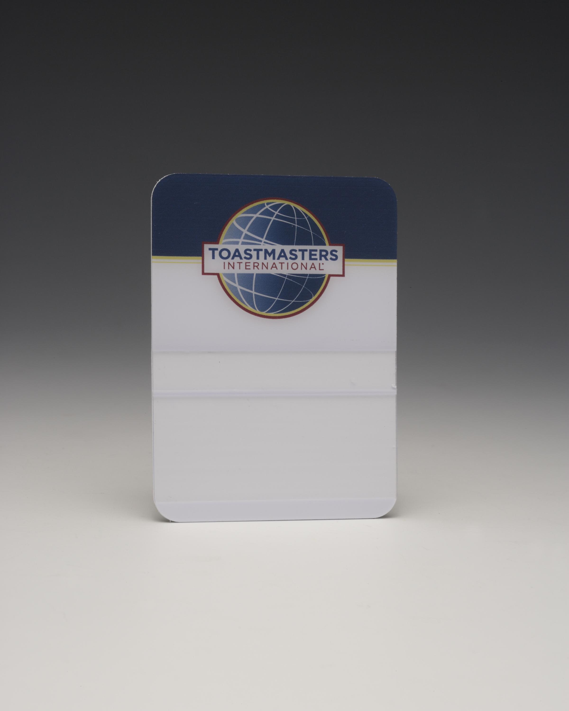 Club Officer Badge (Magnetic Back)